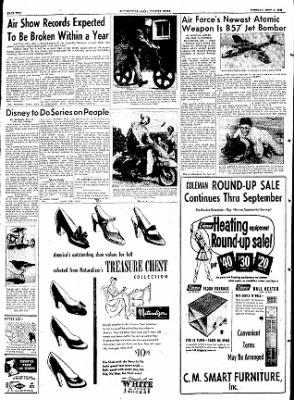 The Courier News from Blytheville, Arkansas on September 8, 1953 · Page 2