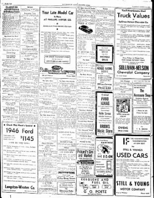 The Courier News from Blytheville, Arkansas on March 15, 1949 · Page 10