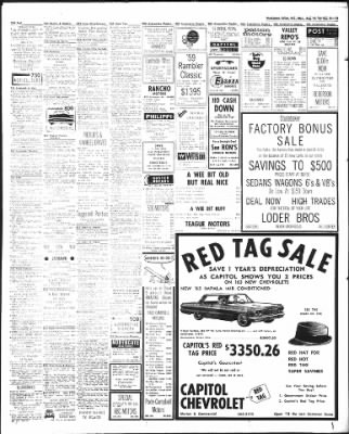 Statesman Journal From Salem Oregon On August 12 1963 Page 15