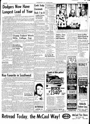 The Courier News from Blytheville, Arkansas on September 8, 1953 · Page 6