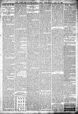 The Algona Upper Des Moines from Algona, Iowa on April 20, 1898 · Page 3