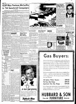 The Courier News from Blytheville, Arkansas on September 8, 1953 · Page 10