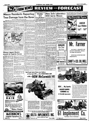 The Courier News from Blytheville, Arkansas on May 28, 1954 · Page 8