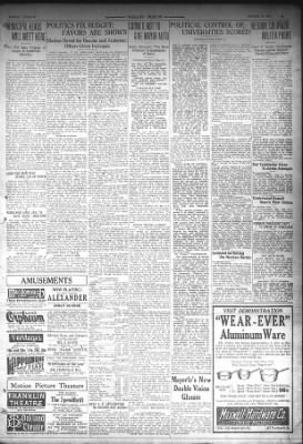 Oakland Tribune from Oakland, California on August 30, 1915 · Page 3