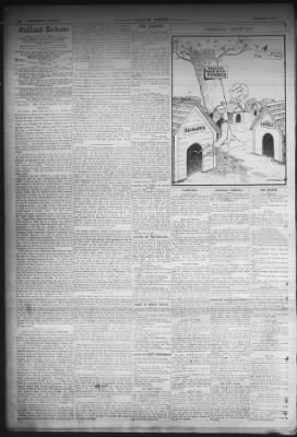 Oakland Tribune from Oakland, California on October 6, 1915 · Page 10