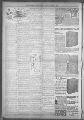 The Bourbon News From Paris Kentucky On March 9 1900 Page 6