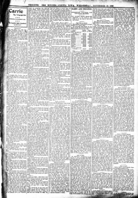 The Algona Upper Des Moines from Algona, Iowa on November 30, 1898 · Page 3