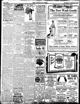 The Hutchinson News from Hutchinson, Kansas on February 19, 1919 · Page 4