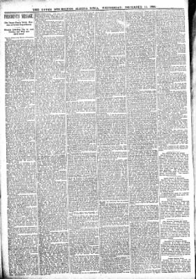 The Algona Upper Des Moines from Algona, Iowa on December 14, 1898 · Page 4