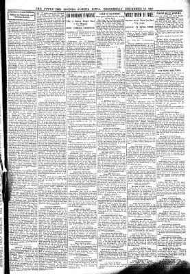 The Algona Upper Des Moines from Algona, Iowa on December 14, 1898 · Page 17