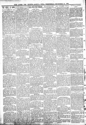 The Algona Upper Des Moines from Algona, Iowa on December 21, 1898 · Page 2