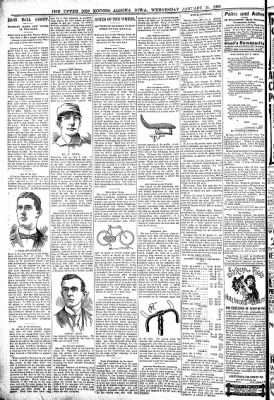 The Algona Upper Des Moines from Algona, Iowa on January 11, 1899 · Page 6