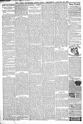 The Algona Upper Des Moines from Algona, Iowa on January 25, 1899 · Page 6