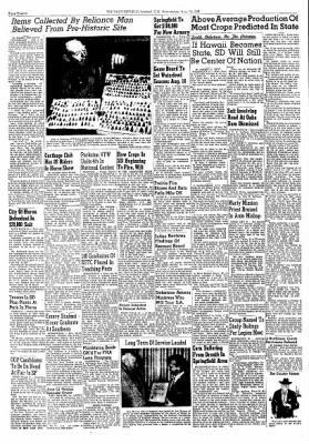 The Daily Republic from Mitchell, South Dakota on August 13, 1958 · Page 19
