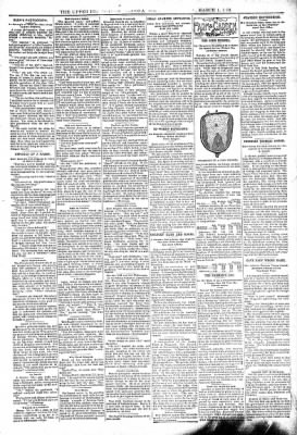 The Algona Upper Des Moines from Algona, Iowa on March 1, 1899 · Page 7