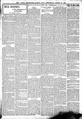 The Algona Upper Des Moines from Algona, Iowa on March 22, 1899 · Page 3