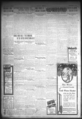 Oakland Tribune from Oakland, California on September 11, 1915 · Page 14