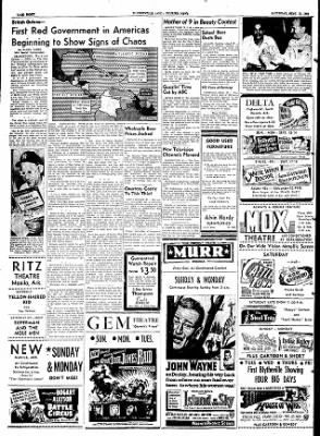 The Courier News from Blytheville, Arkansas on September 12, 1953 · Page 8