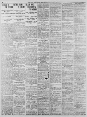 The San Francisco Call from San Francisco, California on August 16, 1898 · Page 12