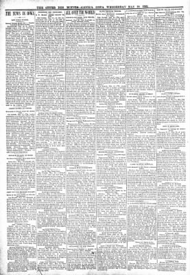 The Algona Upper Des Moines from Algona, Iowa on May 24, 1899 · Page 2