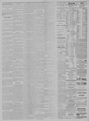Peninsula Enterprise From Accomac Virginia On March 6 1886 Page 3