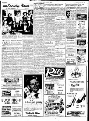 The Courier News from Blytheville, Arkansas on September 14, 1953 · Page 4