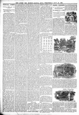 The Algona Upper Des Moines from Algona, Iowa on June 28, 1899 · Page 6