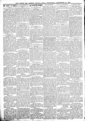 The Algona Upper Des Moines from Algona, Iowa on September 20, 1899 · Page 2