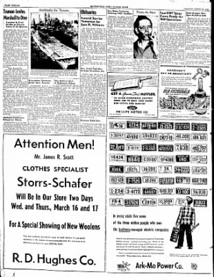 The Courier News from Blytheville, Arkansas on March 15, 1949 · Page 12