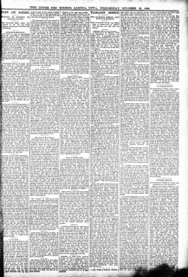 The Algona Upper Des Moines from Algona, Iowa on October 18, 1899 · Page 3