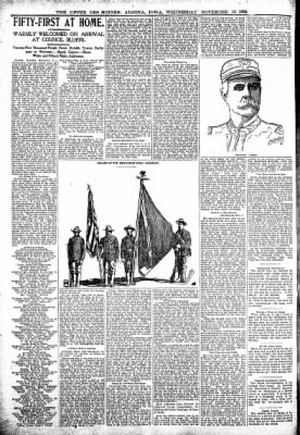 The Algona Upper Des Moines from Algona, Iowa on November 15, 1899 · Page 6
