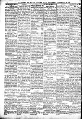 The Algona Upper Des Moines from Algona, Iowa on November 22, 1899 · Page 2
