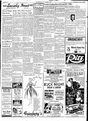 The Courier News from Blytheville, Arkansas on September 16, 1953 · Page 4