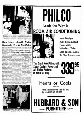The Courier News from Blytheville, Arkansas on May 31, 1954 · Page 19