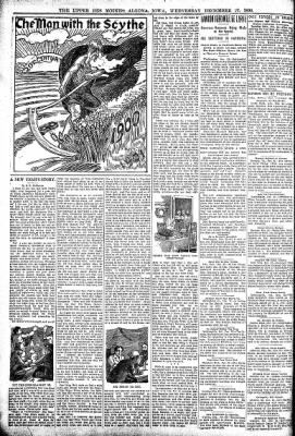 The Algona Upper Des Moines from Algona, Iowa on December 27, 1899 · Page 6