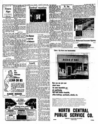 Kossuth County Advance from Algona, Iowa on June 30, 1966 · Page 12