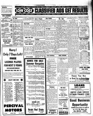 Kossuth County Advance from Algona, Iowa on June 30, 1966 · Page 15