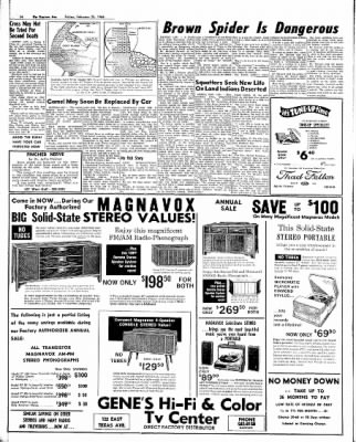 The Baytown Sun from Baytown, Texas on February 25, 1966 · Page 14