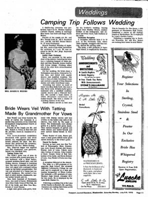 Freeport Journal-Standard from Freeport, Illinois on July 5, 1975 · Page 33