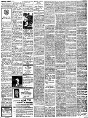 Denton Journal from Denton, Maryland on September 10, 1938 · Page 10