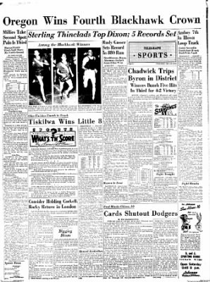 Dixon Evening Telegraph from Dixon, Illinois on May 18, 1955 · Page 8
