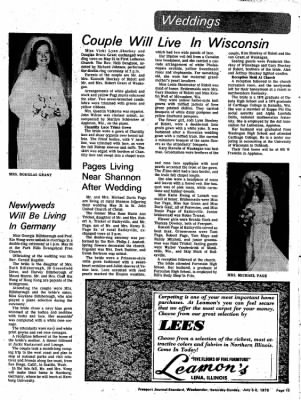 Freeport Journal-Standard from Freeport, Illinois on July 5, 1975 · Page 37