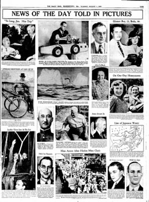 The Daily Mail from Hagerstown, Maryland on August 1, 1939 · Page 7