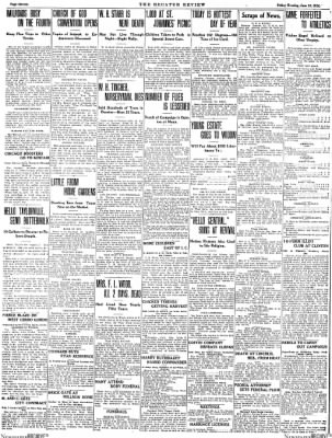 The Daily Review from Decatur, Illinois on June 26, 1914 · Page 16
