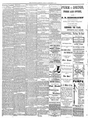 Sterling Daily Gazette from Sterling, Illinois on January 6, 1888 · Page 2