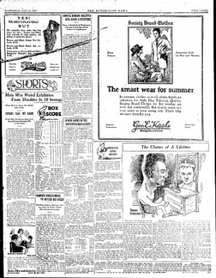 The Hutchinson News from Hutchinson, Kansas on June 27, 1923 · Page 3