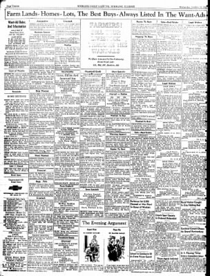 Sterling Daily Gazette from Sterling, Illinois on October 15, 1941 · Page 12