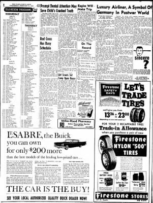 Pampa Daily News from Pampa, Texas on February 11, 1959 · Page 8