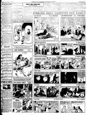Sterling Daily Gazette from Sterling, Illinois on October 15, 1941 · Page 13
