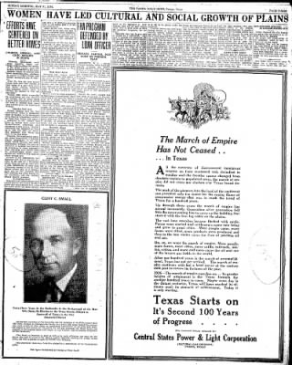 Pampa Daily News from Pampa, Texas on May 31, 1936 · Page 23